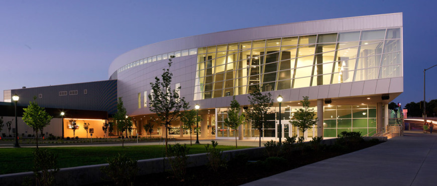 Spokane Convention Center Yadon Construction Specialties